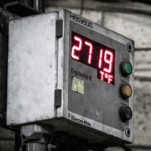Casting Temperature Control