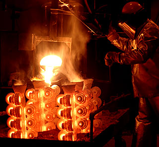 Stainless Foundry Produces Largest Investment Casting