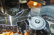 machined castings, machining services