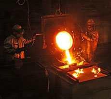 foundry metallurgy, Metallurgical Testing